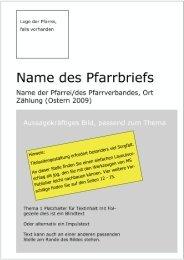 Titelseitengestaltung erfordert besonders viel ... - Rainer Lamberts