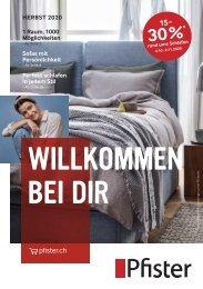 Broschüre Herbst Schlafen 2020 DE