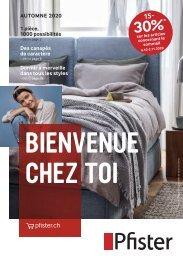 Broschüre Herbst Schlafen 2020 FR