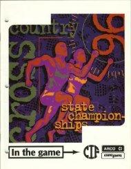 1996 CIF ARCa am/pm Competitors and Team Listings - PrepCalTrack