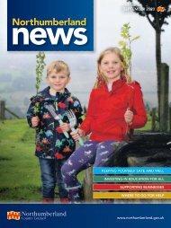 Northumberland News magazine - September 2020