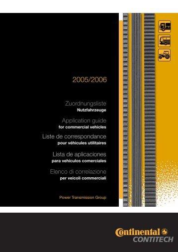 Download (PDF, 142 stron, 2.4MB) - ContiTech
