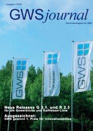 Ausgabe 18 - GWS