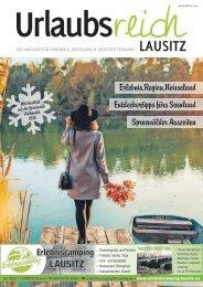 Urlaubsreich Lausitz Herbst/Winter 2020