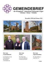 Dezember 2010 und Januar 2011 - Evangelisch-lutherische ...