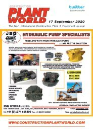Construction Plant World 17th September 2020