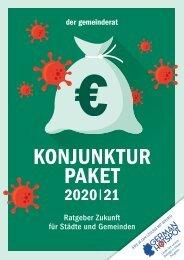Sonderheft Konjunkturpaket 2020/21