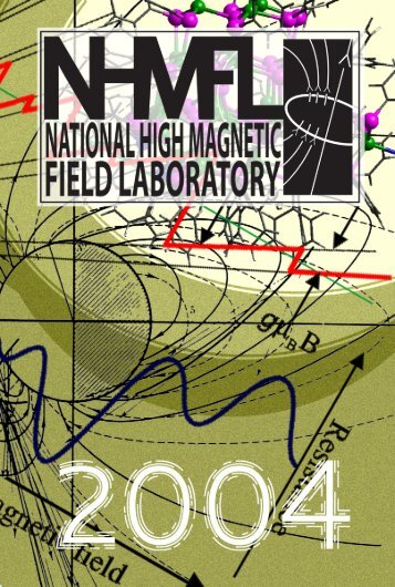 Project - National High Magnetic Field Laboratory - Florida State ...