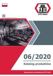 ATH Katalog produktów 2020