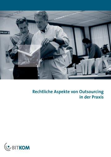 Outsourcing - SCHLÜTER GRAF & PARTNER