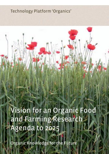 research papers on organic farming