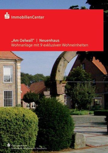 Am Oelwall - Kreissparkasse Grafschaft Bentheim zu Nordhorn