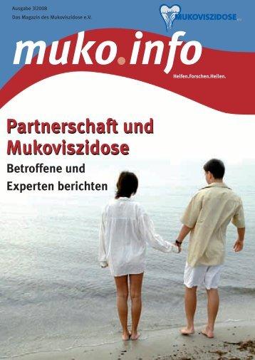 Partnerschaft und Mukoviszidose Partnerschaft und Mukoviszidose