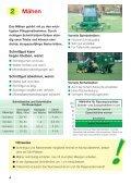 Ratgeber Sportrasenpflege - COMPO EXPERT - Seite 4