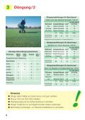 Ratgeber Sportrasenpflege - COMPO EXPERT - Seite 6