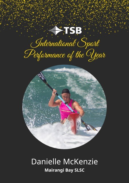 2020 SLSNZ Awards of Excellence Winners Booklet