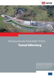 Tunnel Silberberg - Verkehrsprojekt der Deutschen Einheit 8