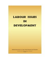 Labour Issues in Development - Naturesl.lk