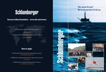 Schlumberger Is The Leading