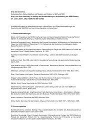 Auswahlbibliographie [120 KB] - Bundesstiftung zur Aufarbeitung ...