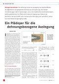 Ein Plädoyer für die dehnungsbezogene Auslegung - IWK - HSR - Seite 2