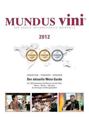 Der aktuelle Wein Guide - Meiningers Weinsuche