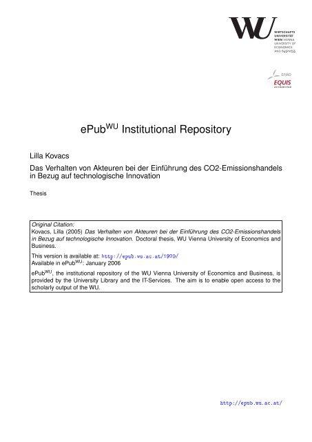 Download (6Mb) - Epub WU Wien - Wirtschaftsuniversität Wien