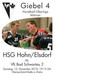 Giebel 4 - HSG Hohn / Elsdorf