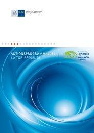 Aktionsprogramm 2012 - IHK Nürnberg für Mittelfranken