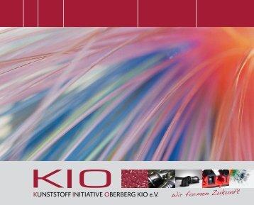 Wir formen Zukunft - Kunststoff Initiative Oberberg KIO eV