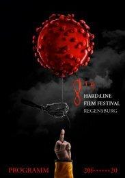 HARD:LINE Film Festival #8 | Programmheft 2020