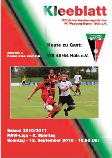 Ausgabe 3 Saison 2010 - 2011:Layout 1.qxd - FC Wegberg-Beeck ...
