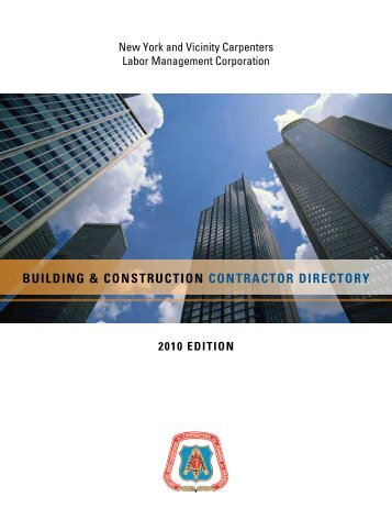 building & construction contractor directory - builditunion . com