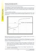 Versuchsübersicht - Fachreferent Chemie - Seite 4