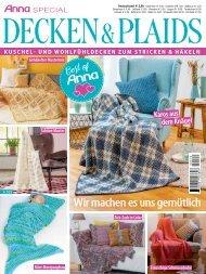 Anna Special A519 - Decken & Plaids
