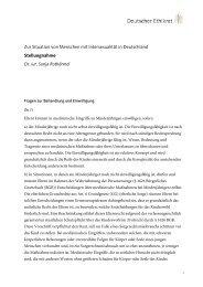 Expertenbefragung Intersexualität: Sonja Rothärmel - Deutscher ...
