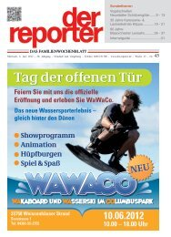 30 Jahre - Der Reporter