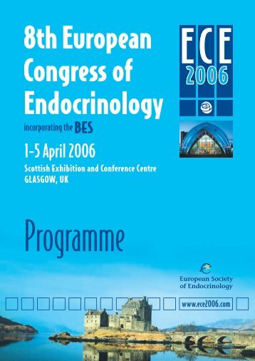 ECE2006 - Society for Endocrinology