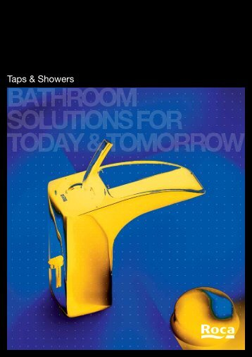 Taps and Showers - RIBA Product Selector