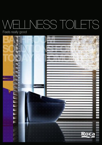 Wellness Toilets - Roca