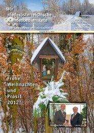 Frohe Weihnachten und Prosit 2012! - Landespersonalvertretung