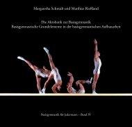 Basisgymnastik für Jedermann, Bd. IV - tuprints