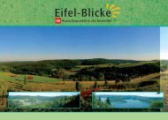 45 Aussichtspunkte in der Nordeifel - Stadt Mechernich