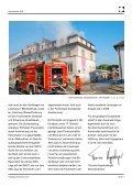 Jahresbericht 2009 der Feuerwehr Stadt Lahr ... - Feuerwehr Lahr - Seite 6