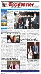 June 29, 2011 - San Gabriel Valley Examiner