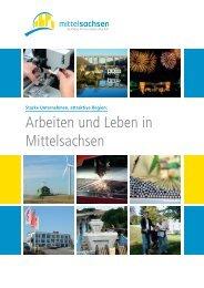 Arbeiten und Leben in Mittelsachsen als PDF - Wirtschaftsjournal