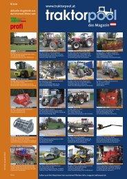 der Internet-Börse von: - traktorpool-Magazin - traktorpool.de