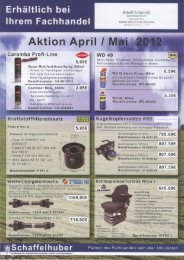 Aktion April I M - schulze