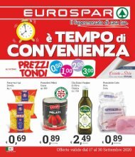 Eurospar S.Gavino 2020-09-17