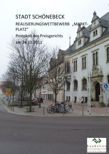Preissummen - BauBeCon Sanierungsträger GmbH